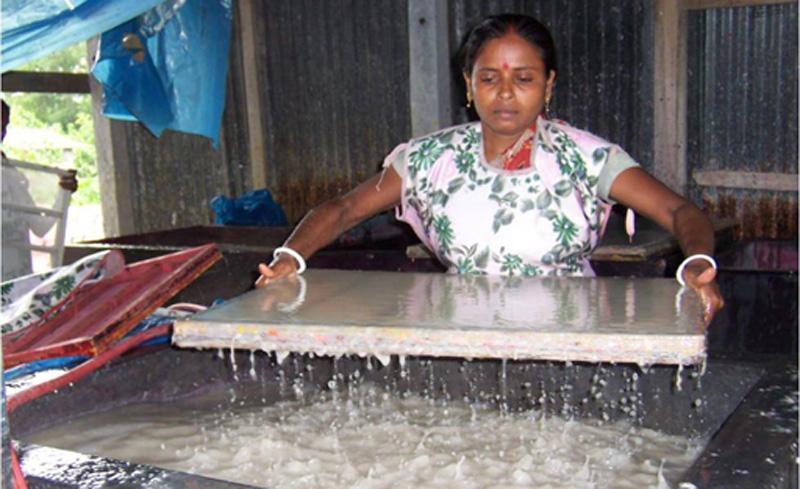 Handmade Paper from Bangladesh