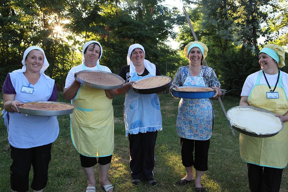 Bread Making - Share - Women for Women - Ten Thousand Villages