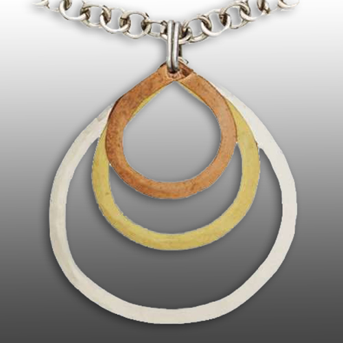 Mixed Metal Trend - Fair Trade Fashion - Gold and Silver