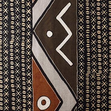 Authentic Mudcloth - Handmade Fabric - Fair Trade