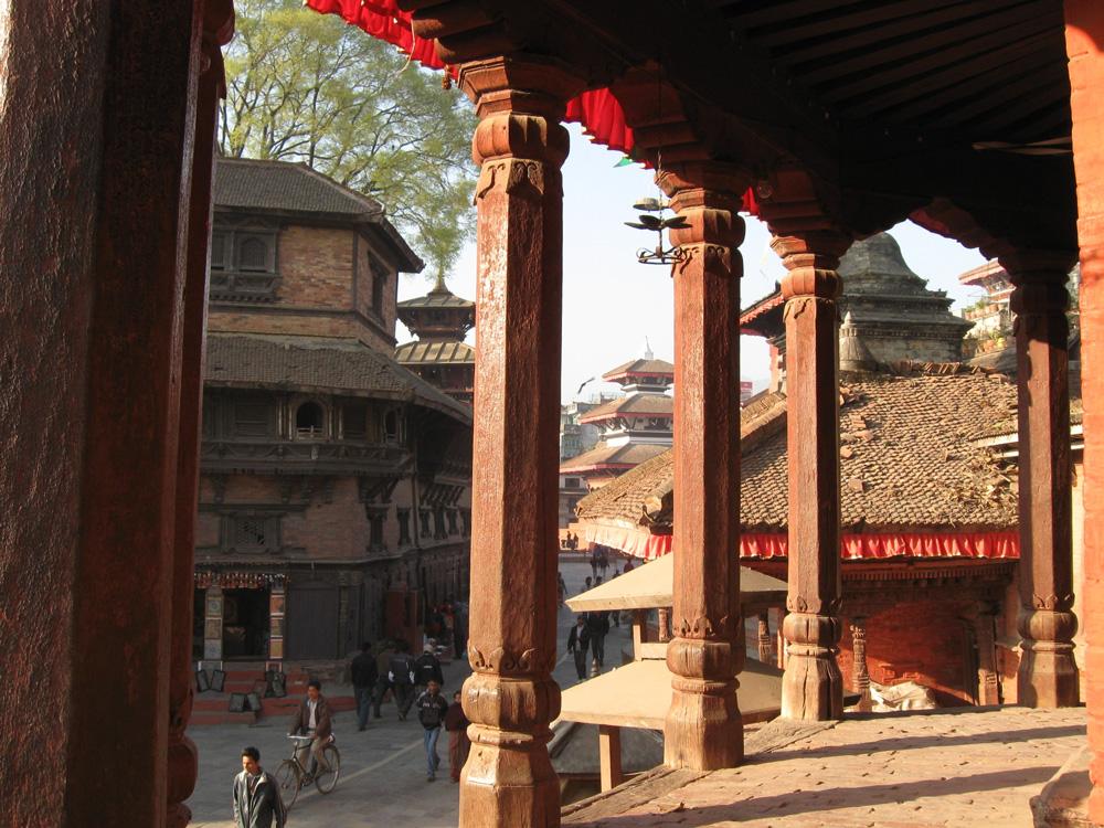 Ten Thousand Villages, Mosaic. Nepal: A Journey Through the Mountains — Kathmandu Streets