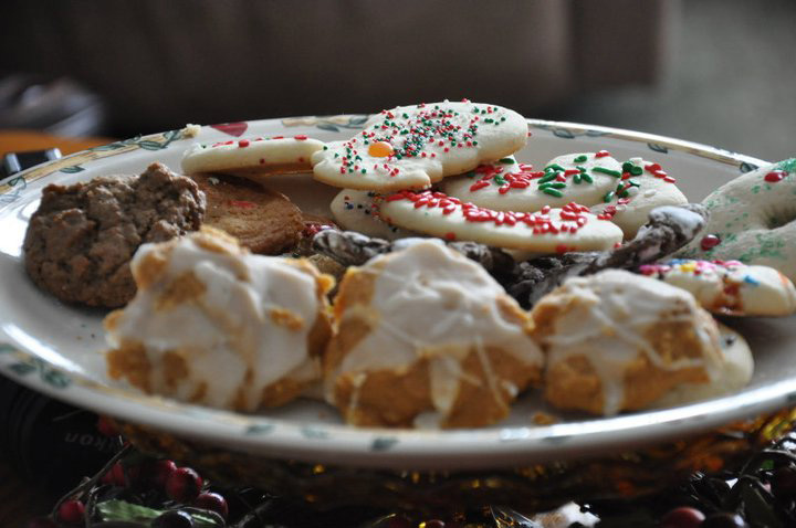 Ten Thousand Villages, Mosaic, 5 Tips On How to Survive the Holiday Season: #3 Stop Panicking about Diets