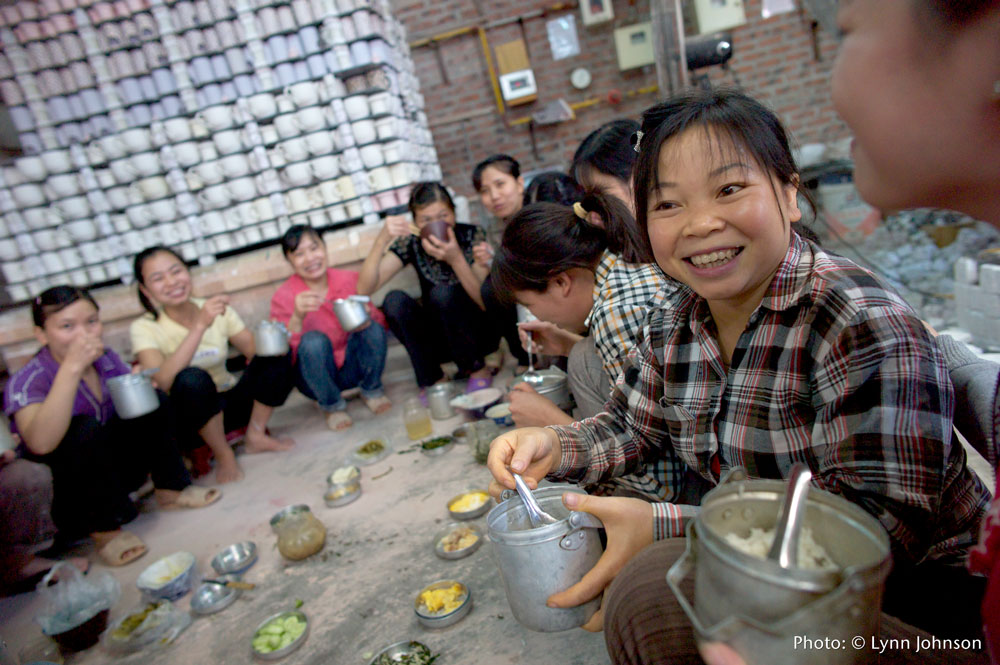 TenThousandVillages. Mosaic. From Vietnam, with love: where craft is part of village life.