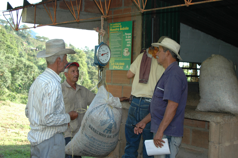 Coffee Farmers #LiveLifeFair
