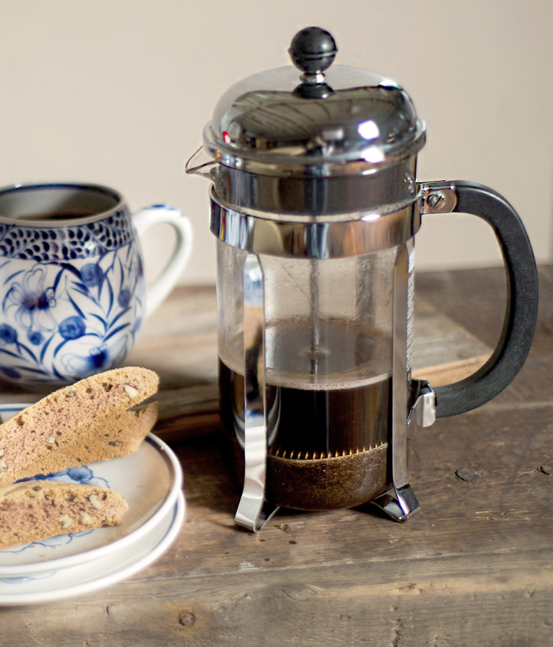 Coffee Part II: How do you brew? French Press #LiveLifeFair