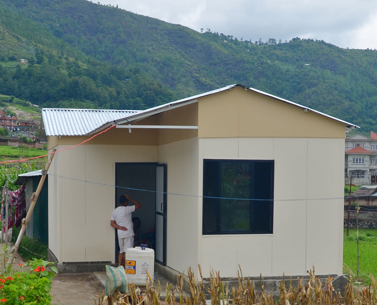 Rebuilt Fair Trade Workshop Opens in Nepal - Annapurna - Earthquake - Ten Thousand Villages