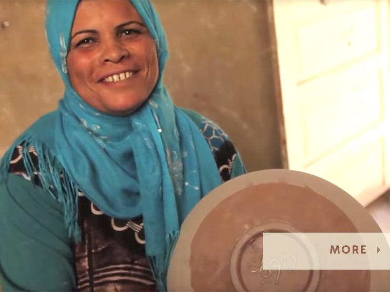 Friends in Egypt| International Friendship Day |#LiveLifeFair | Ten Thousand Villages, Fair Trade Retailer since 1946