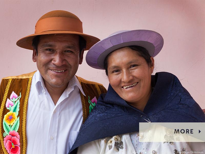 Friends in Peru | International Friendship Day |#LiveLifeFair | Ten Thousand Villages, Fair Trade Retailer since 1946