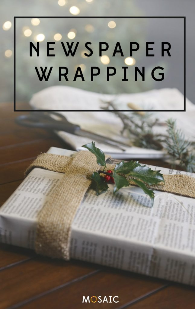 4 easy ways to make your gift wrap more sustainable (and fun!) | Live Life Far, Ten Thousand Villages
