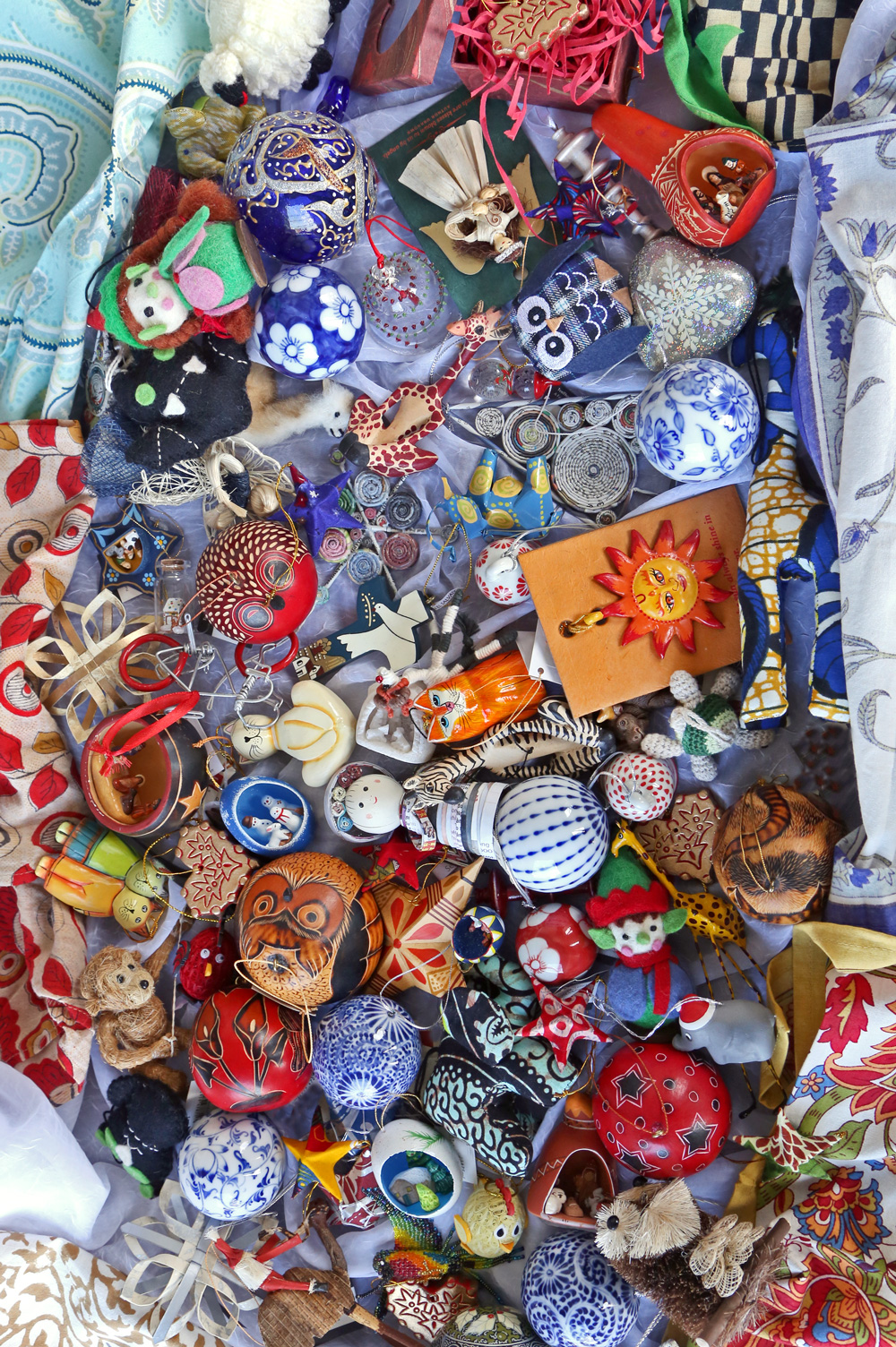 Fair Trade Holiday Search and Find — Ornaments — #LiveLifeFair, Ten Thousand Villages