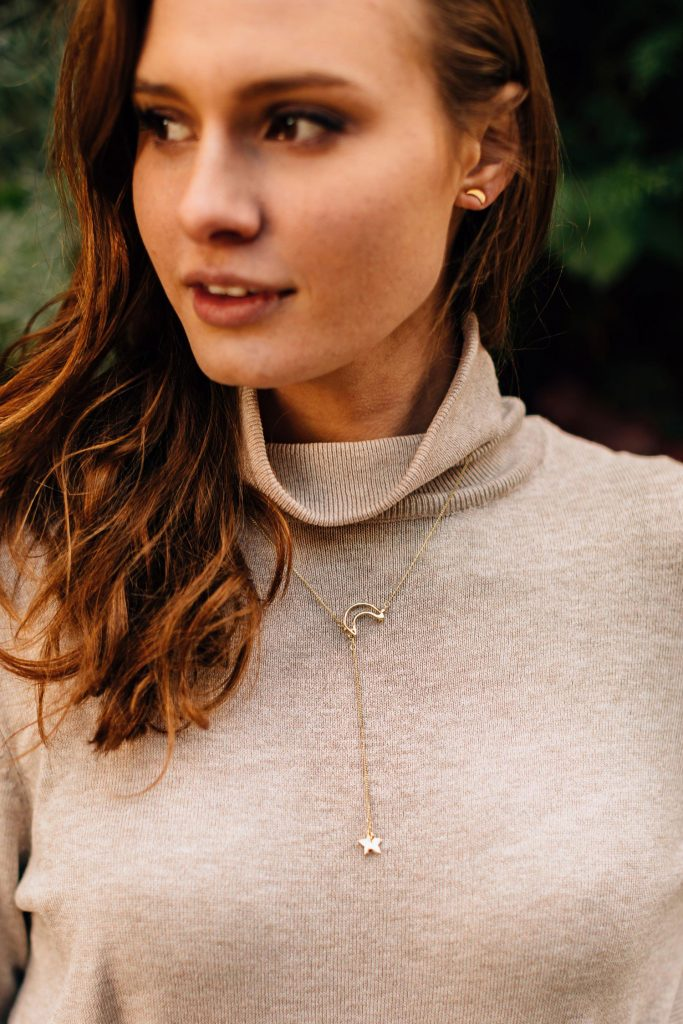 Star-Catcher Necklace | Valentine's Gift Guide