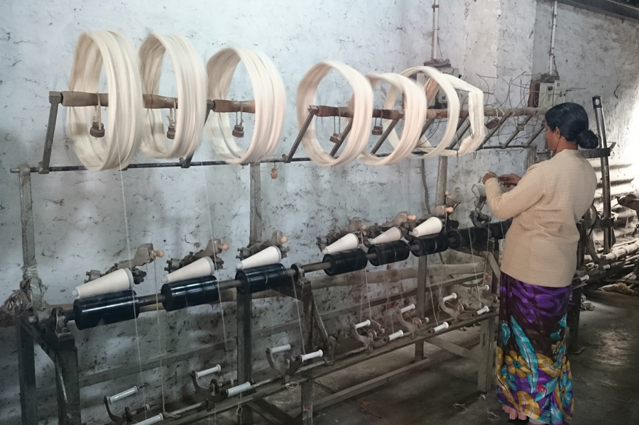 BEHIND THE SCENES: Look at Ten Thousand Villages' ethical business model and how our product development process is an exercise in balance.