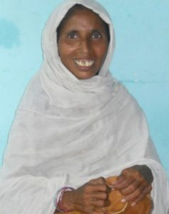 Khadija, from Asha Handicrafts, Fair Trade Jewelry Artisans | A Different Kind of Family Heirloom