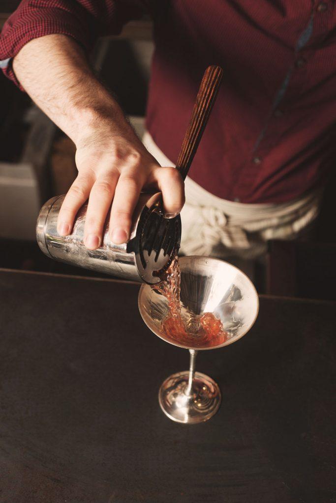 Winter Cocktail Recipe | Thistle Finch Distilling | Ten Thousand Villages #LiveLifeFair