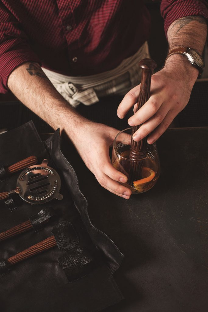 Local, Handcrafted Spirits | Thistle Finch Distilling | Ten Thousand Villages #LiveLifeFair