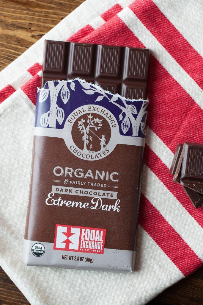 Equal Exchange Dark Chocolate For Dark Chocolate Truffles