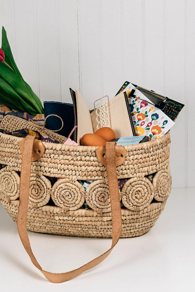 Eco-Friendly Easter Baskets | Essential Companion Tote