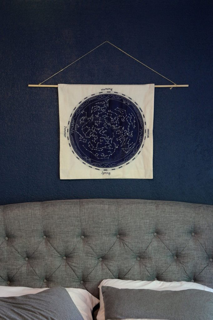 Constellations | Fair Trade Wall Hanging