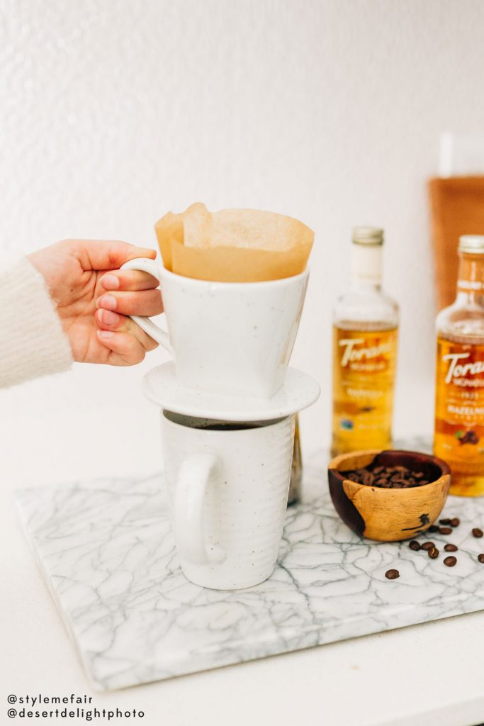 Pour-over Coffee Maker
