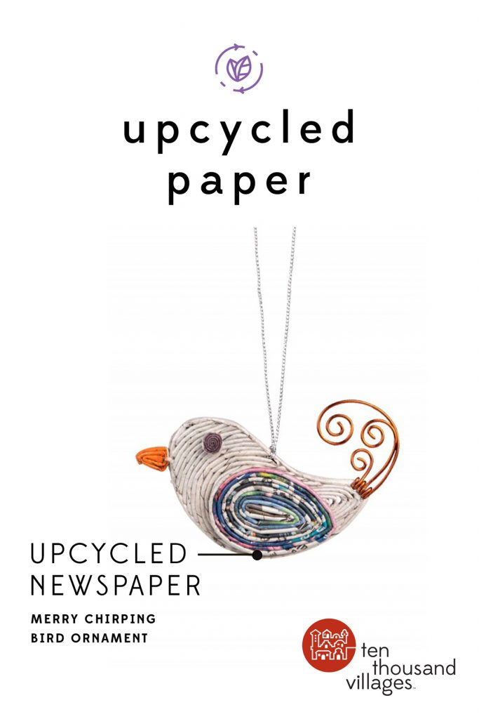 Celebrating Sustainability | Upcycled paper