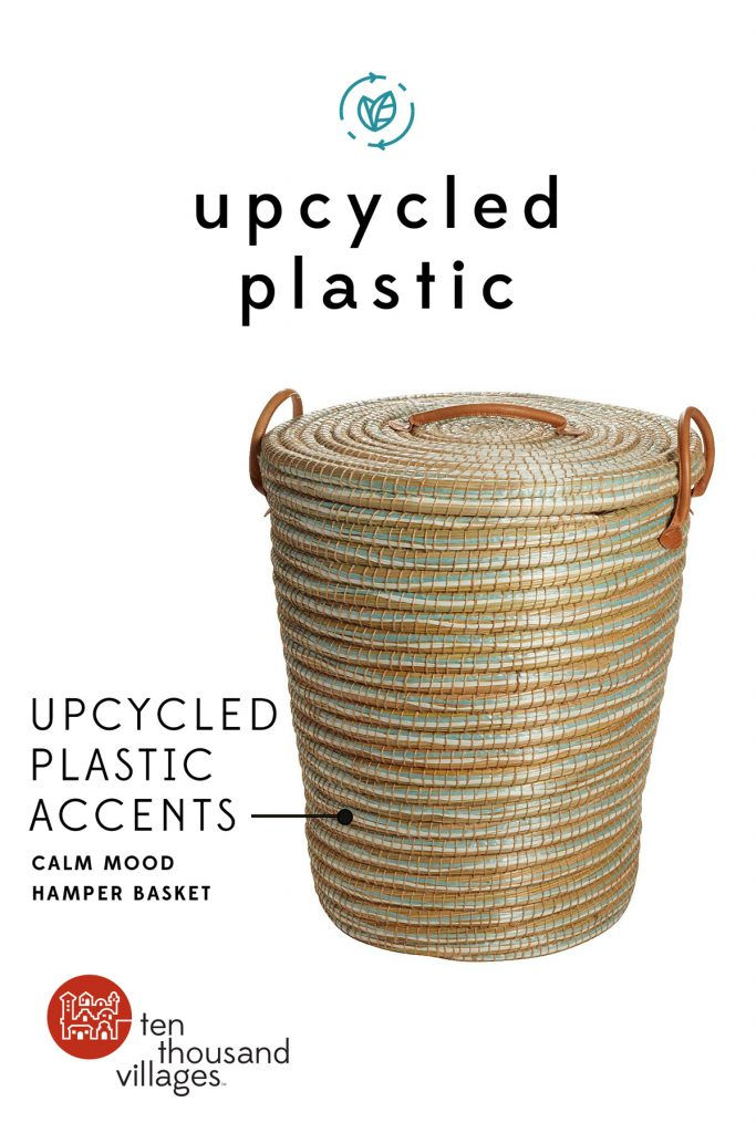 Celebrating Sustainability | Upcycled plastic