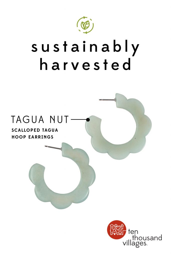 Celebrating Sustainability | Sustainably harvested