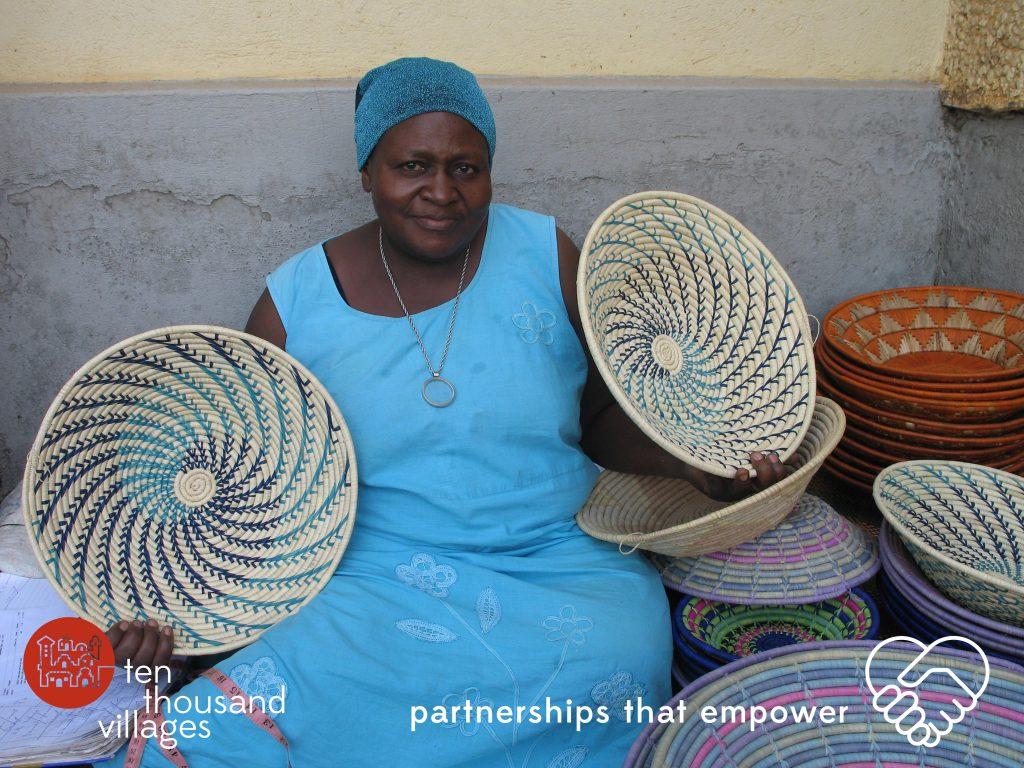 Investing in Partnerships | Uganda Crafts