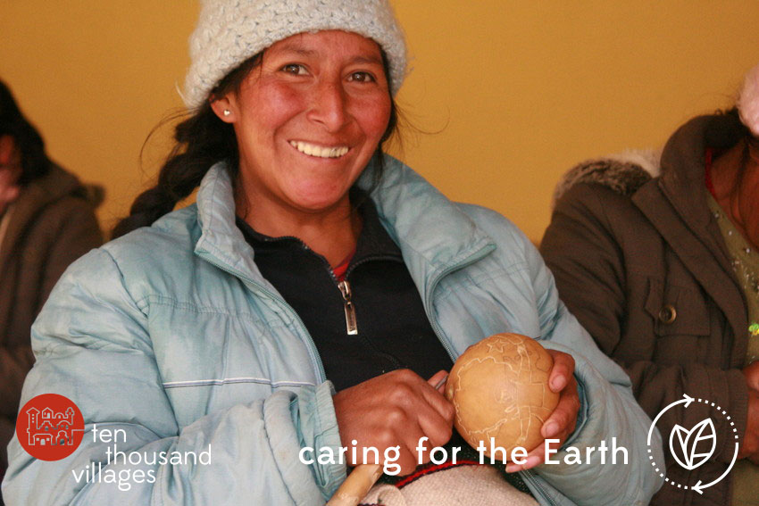 Caring for the Earth | Manos Amigas