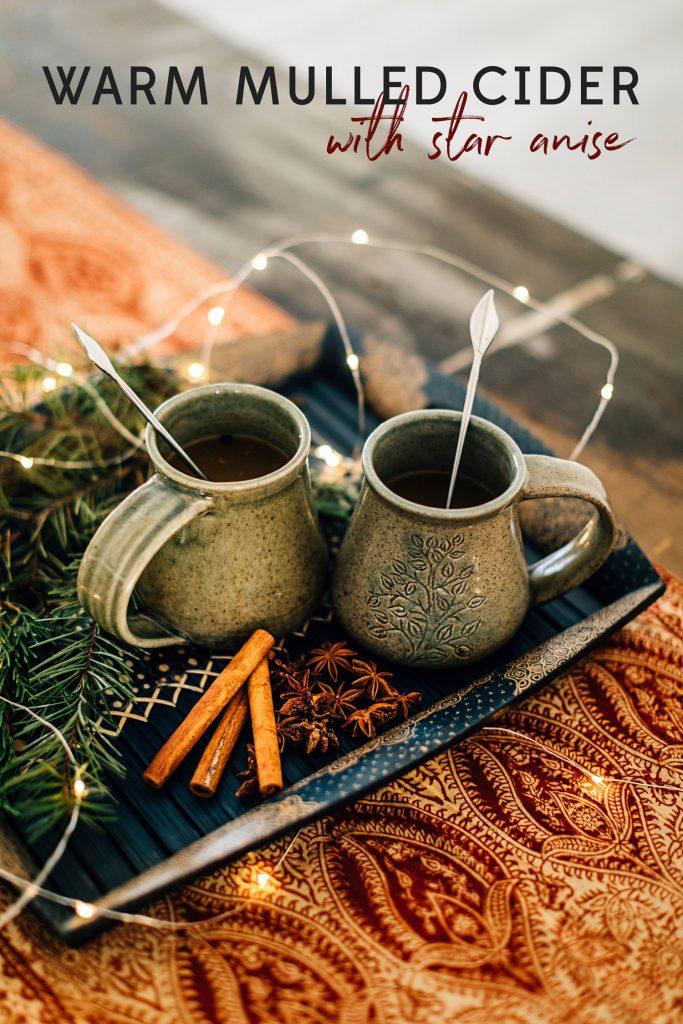 Warm Mulled Cider | Fair Trade Mugs