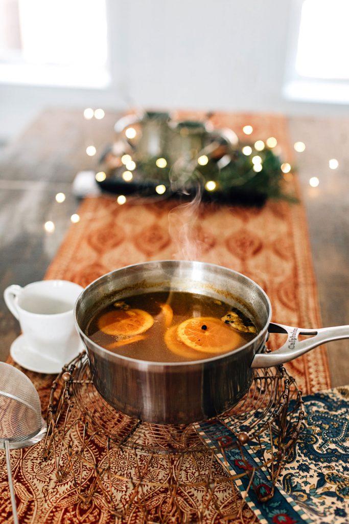 Warm Mulled Cider | Fair Trade Tableware