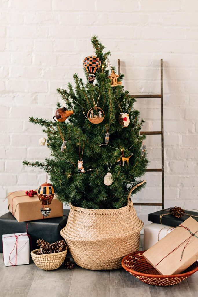 Ethical Christmas Tree Ornaments | Fair Trade Holiday