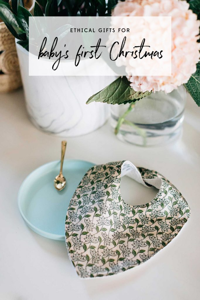 First Christmas Ever! | Baby Bibs