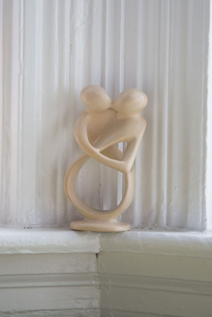 First Christmas Together | Eternal Love Sculpture