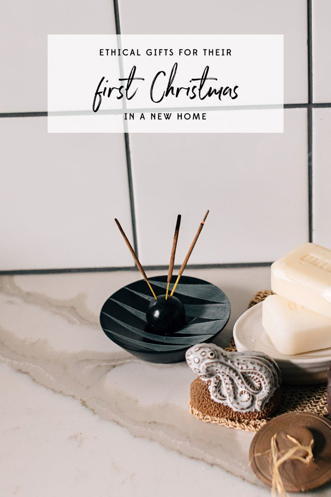 First Christmas in a new home | Incense Holder