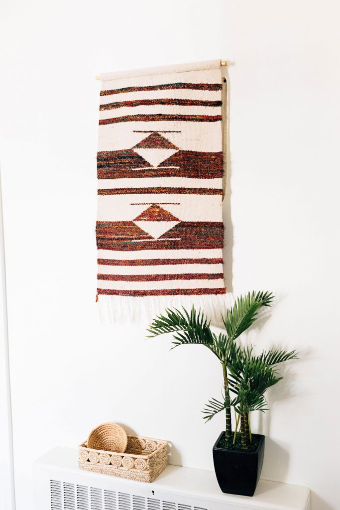 Ethical Christmas Gifts | Happy Home Wall Hanging