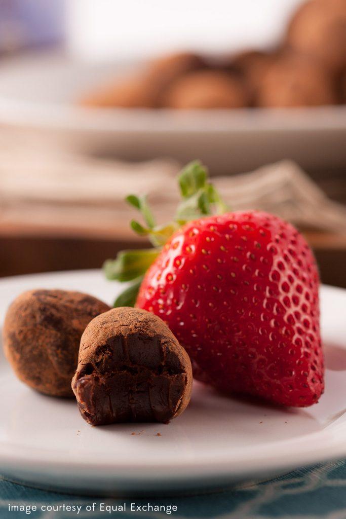 Galentine's Day | Homemade Truffles