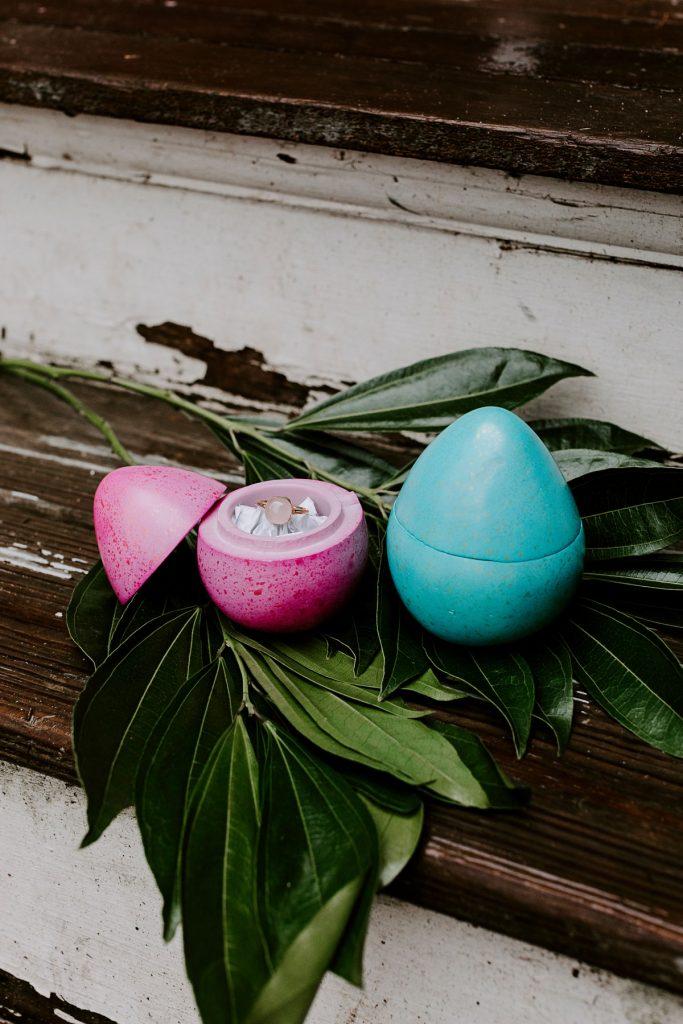 Eco-friendly Easter Baskets | Kisii Egg Box