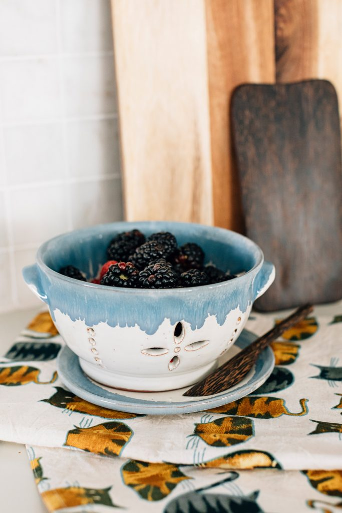 Power to the Pollinators | Berry Colander