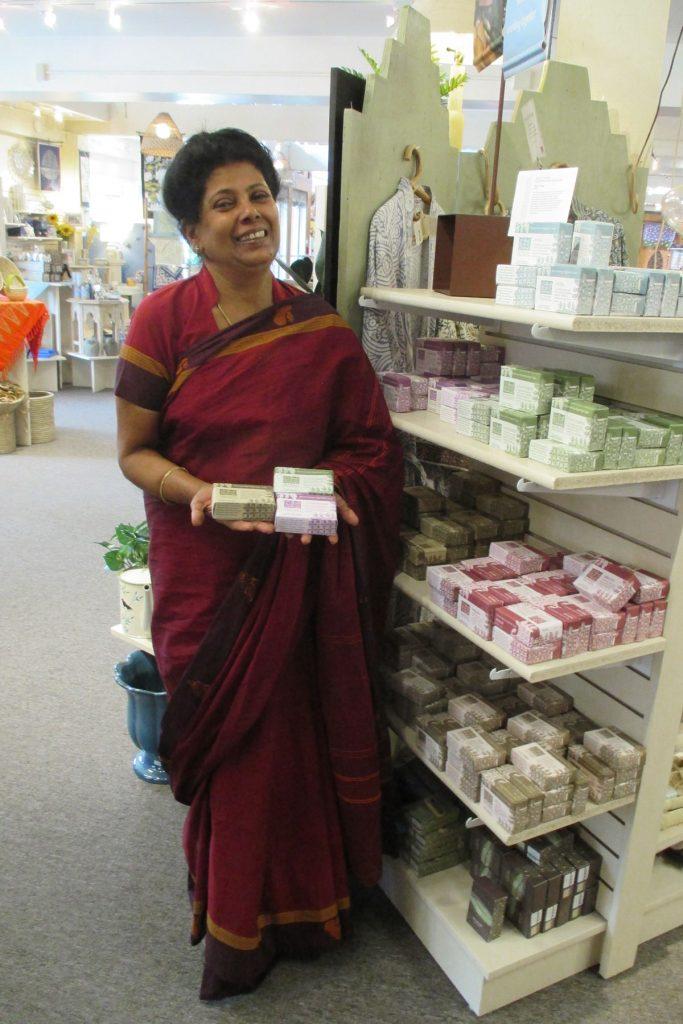 Fair Trade Soap | Caroline Edmunds