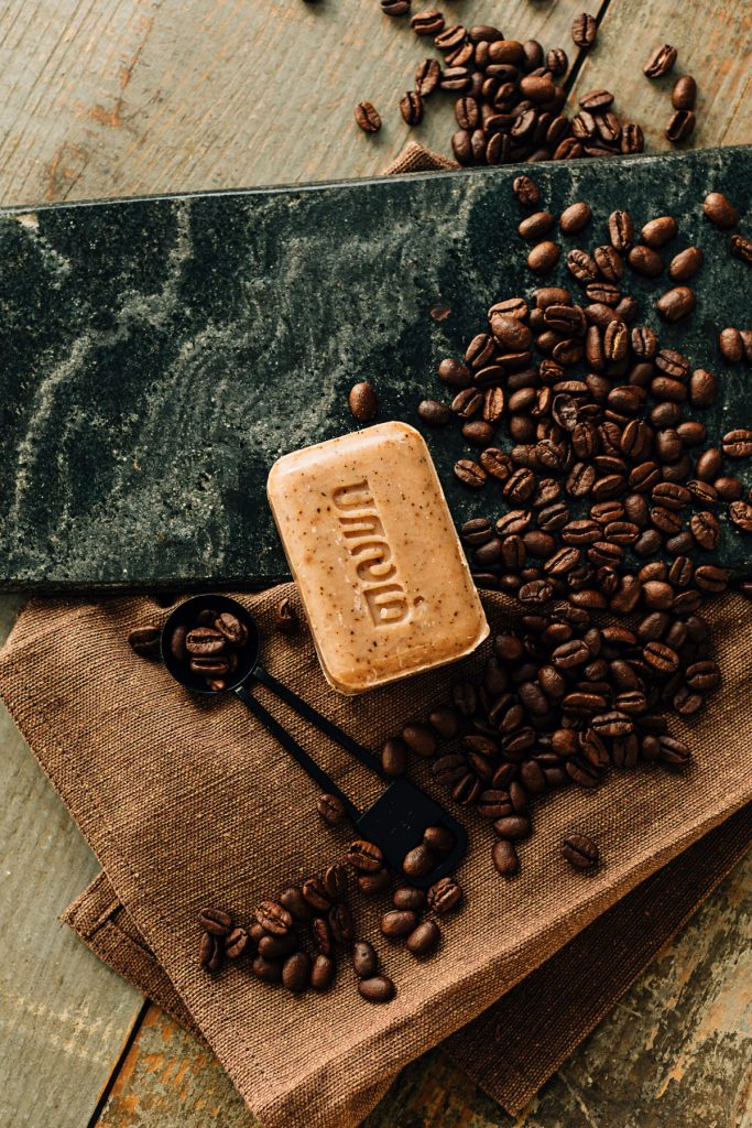 Reduce Waste | Coffee Ground Exfoliating Soap