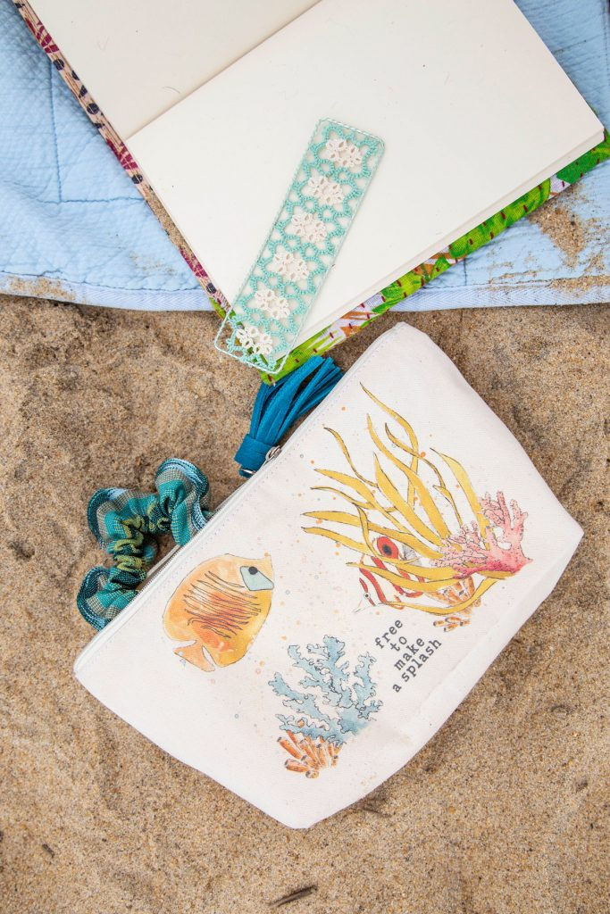 Sustainable Travel | Reusable Bags & Journals