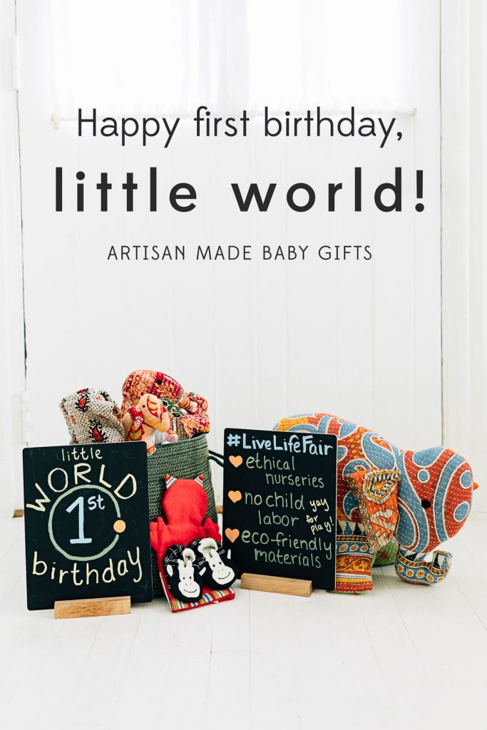 Ethical Baby Gifts | Little World