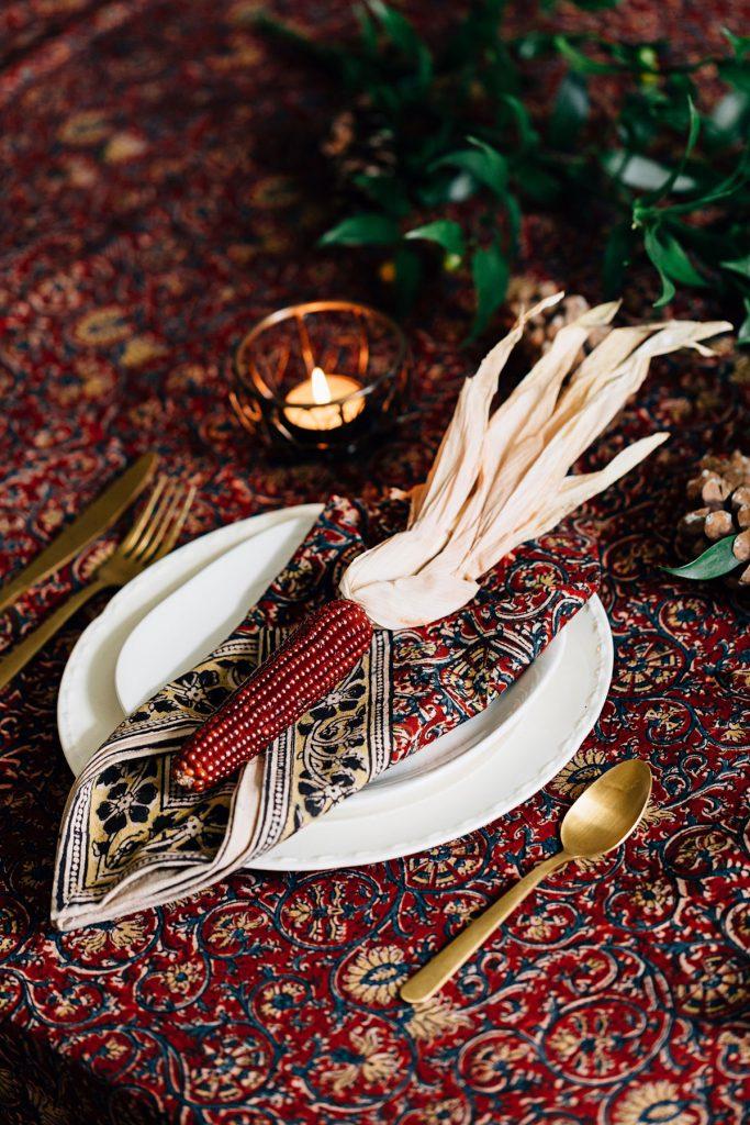 Autumn Breeze Tablecloth