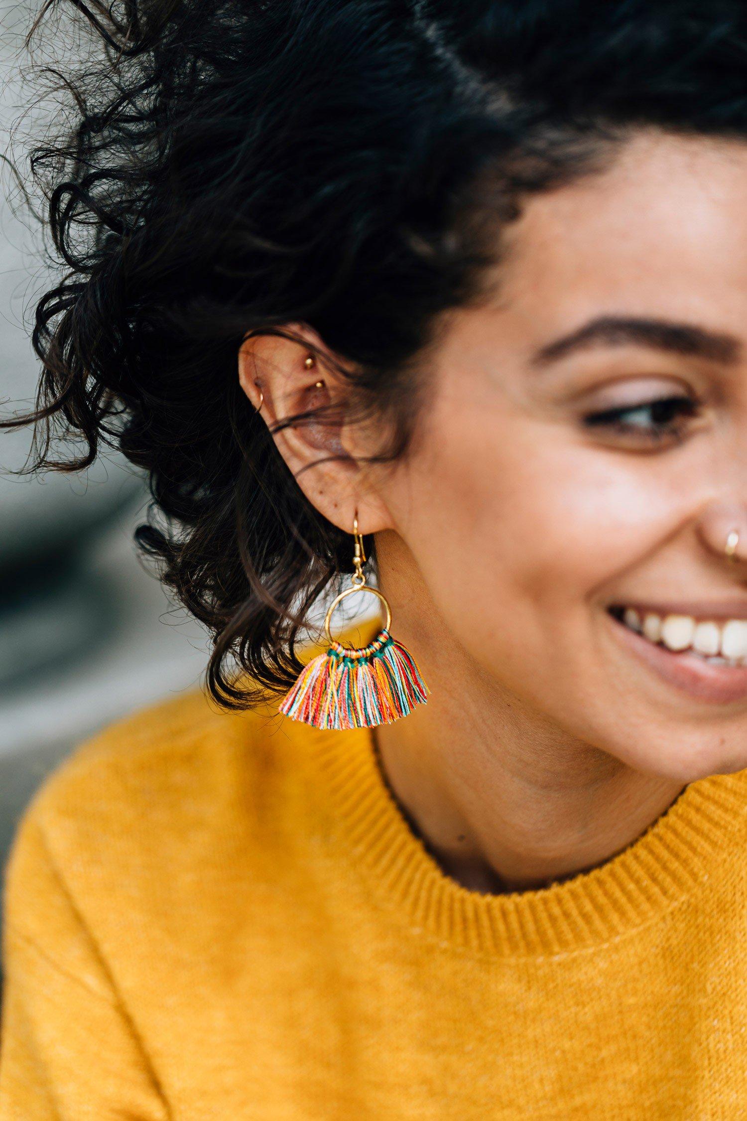 Ethical Earrings   Friday Earrings