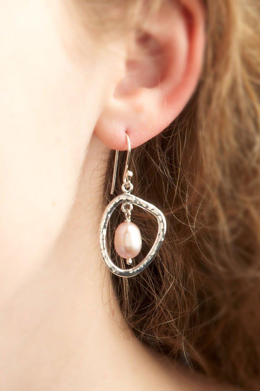 Ethical Earrings   Calm Tides Earrings