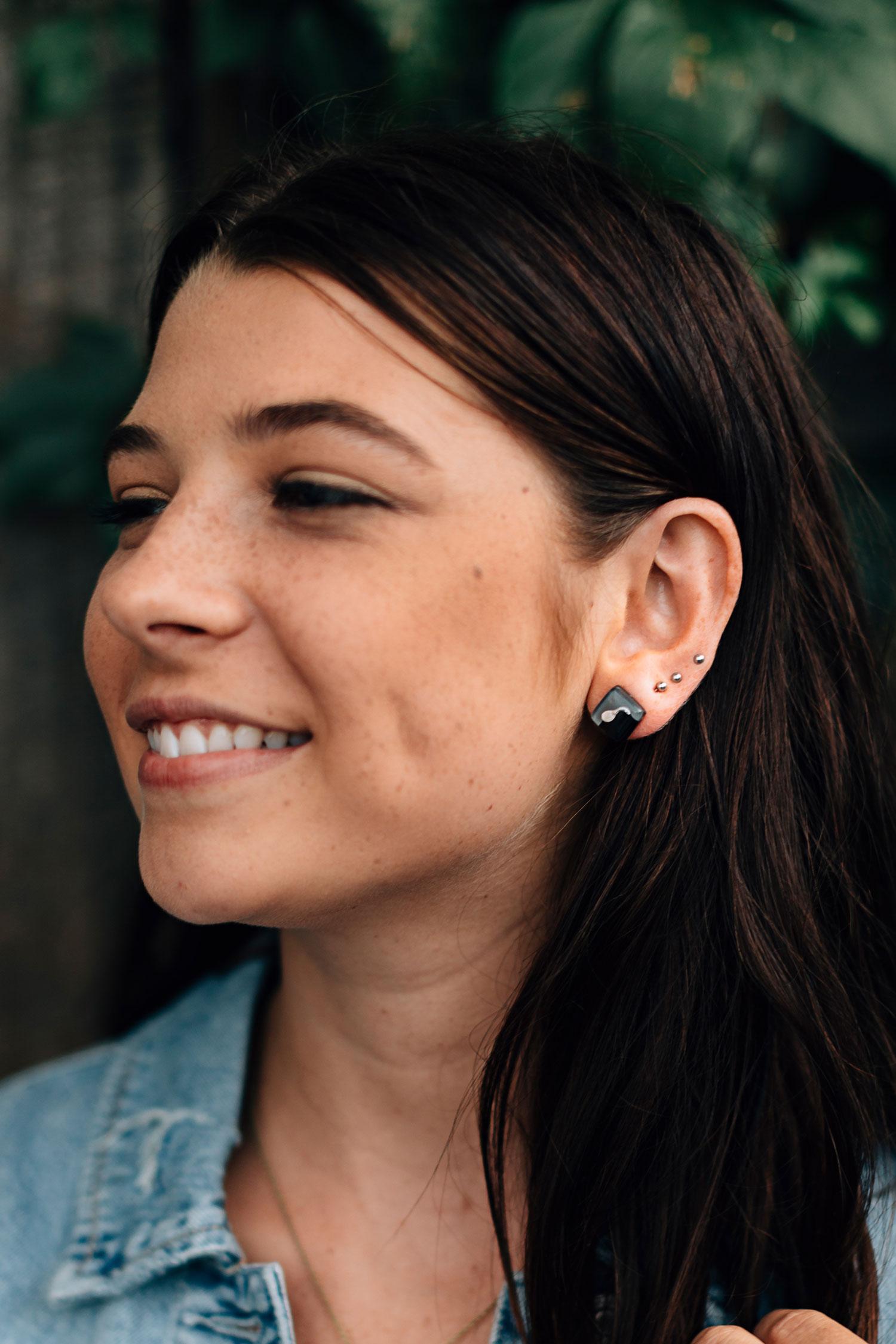 Ethical Earrings   Belong to the Earth Earrings