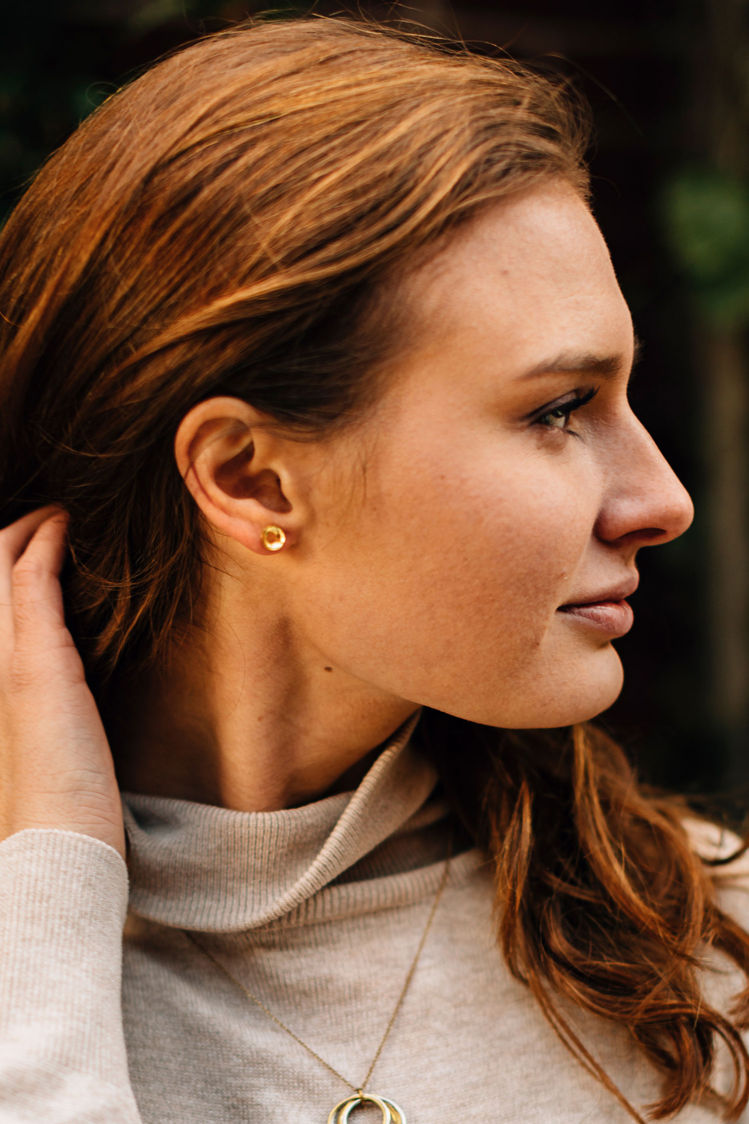 Ethical Earrings | Impression Earrings