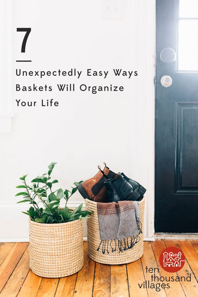 Organize with fair trade baskets | Kaisa Basket
