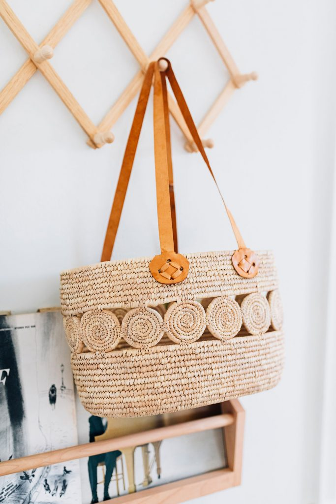 Organize with fair trade baskets | Essential Companion Tote
