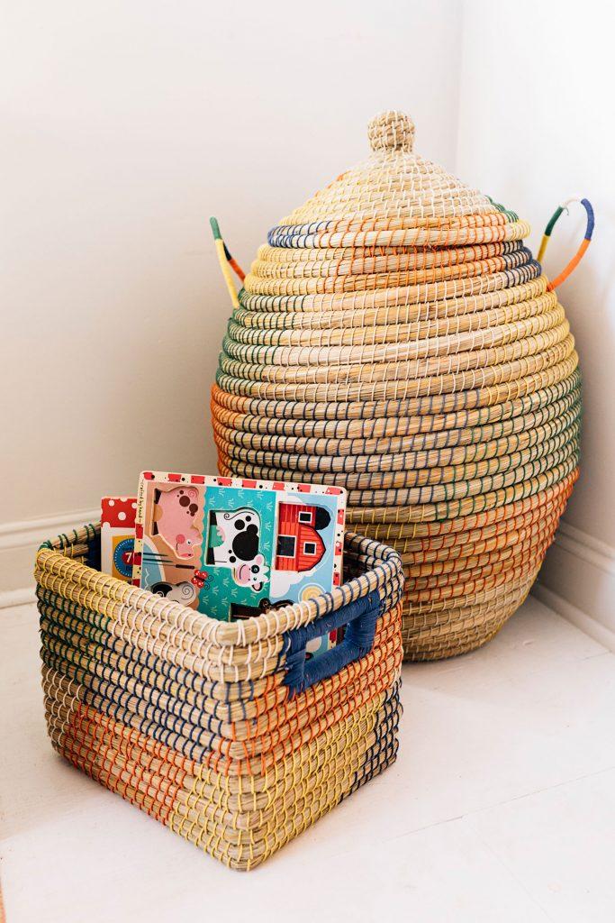 Wild Style Storage Basket